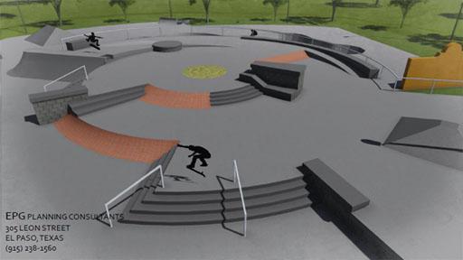 tiwa skate park 3d 512w
